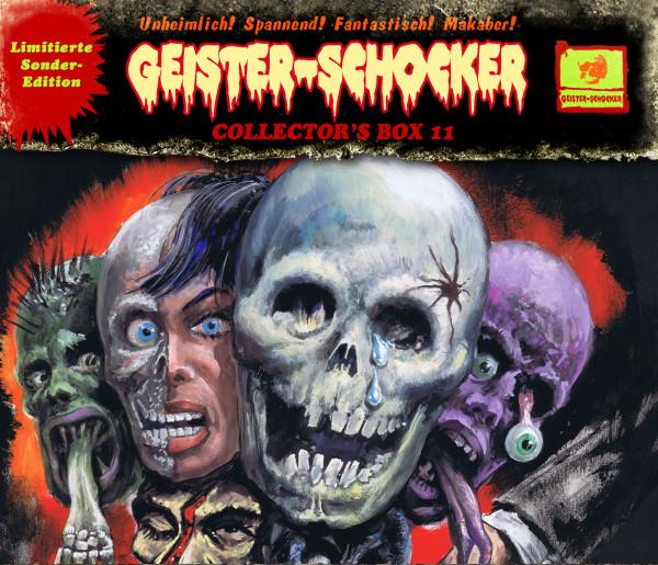 Geister-Schocker Collectors Box 11: (Folgen 29-31)