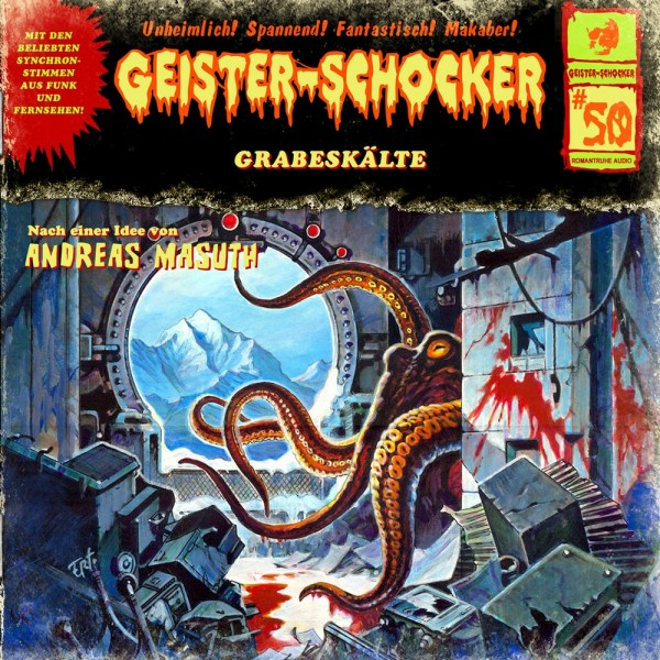 MP3-DOWNLOAD Geister-Schocker 50: Grabeskälte