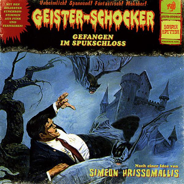 MP3-DOWNLOAD Geister-Schocker SF: Gefangen im Spukschloss