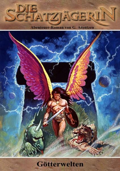E-Book Die Schatzjägerin 37: Götterwelten