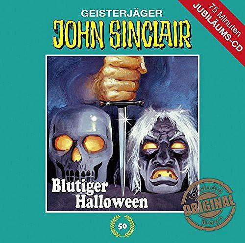 John Sinclair Tonstudio-Braun CD 50: Blutiger Halloween