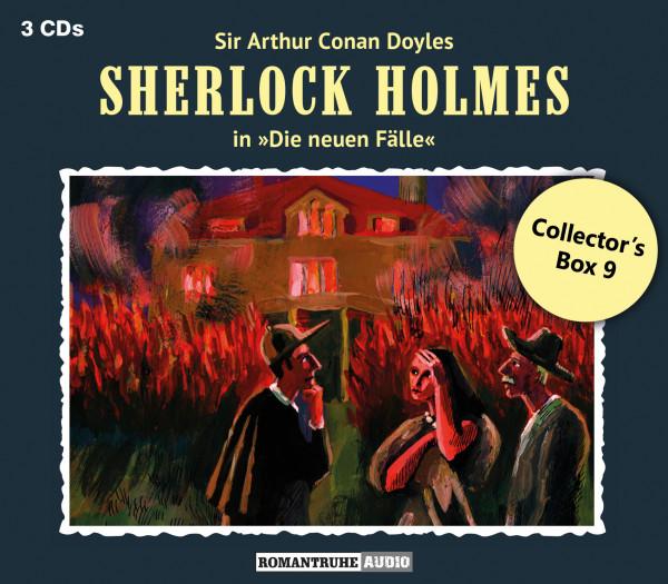 Sherlock Holmes-Neue Fälle Collectors Box 9: mit den Folgen 25-27