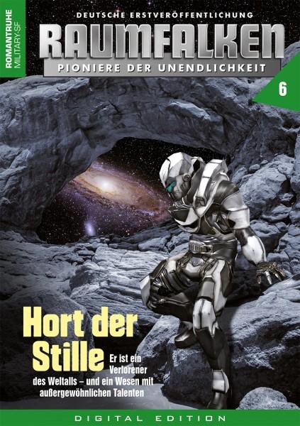 E-Book Raumfalken 06: Hort der Stille