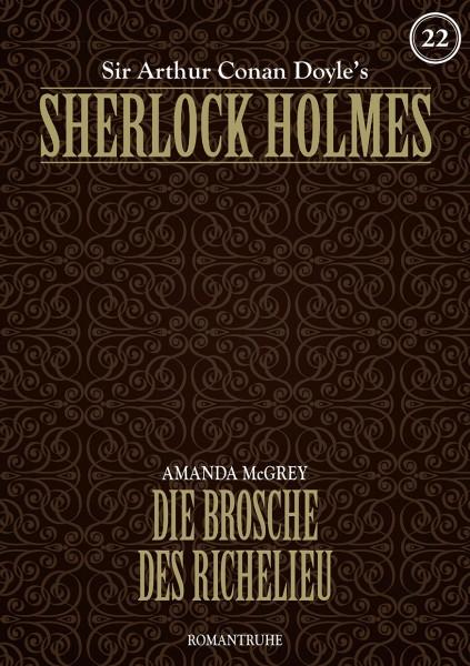 E-Book Sherlock Holmes 22: Die Brosche des Richelieu