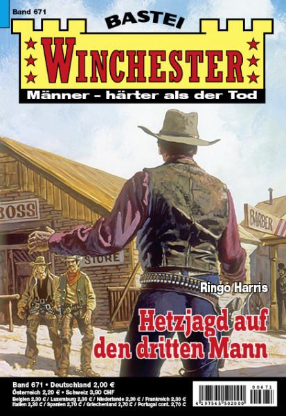 Winchester 671: Hetzjagd auf den dritten Mann