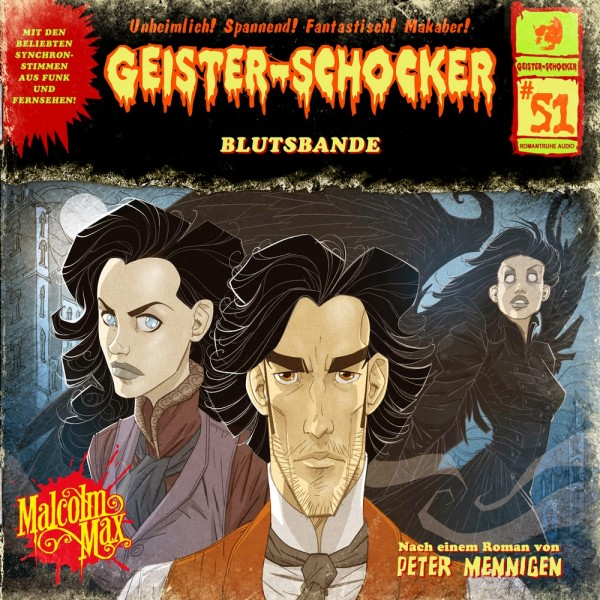 MP3-DOWNLOAD Geister-Schocker 51: Blutsbande
