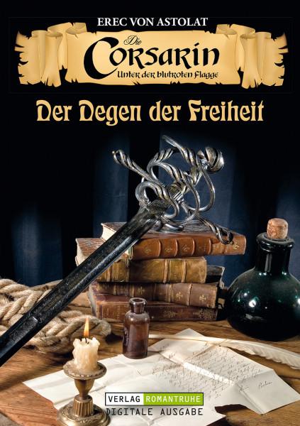 E-Book Die Corsarin 03: Der Degen der Freiheit