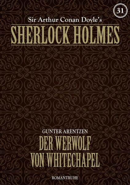 E-Book Sherlock Holmes 31: Der Werwolf von Whitechapel