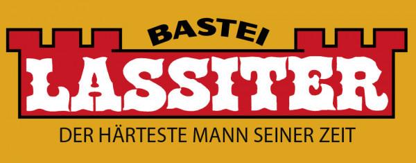 Lassiter 1. Auflage Pack 7: Nr. 2533, 2534, 2535, 2536