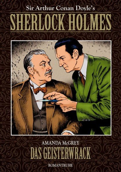 Sherlock Holmes - Die Neuen Fälle - Buch 07: Das Geisterwrack