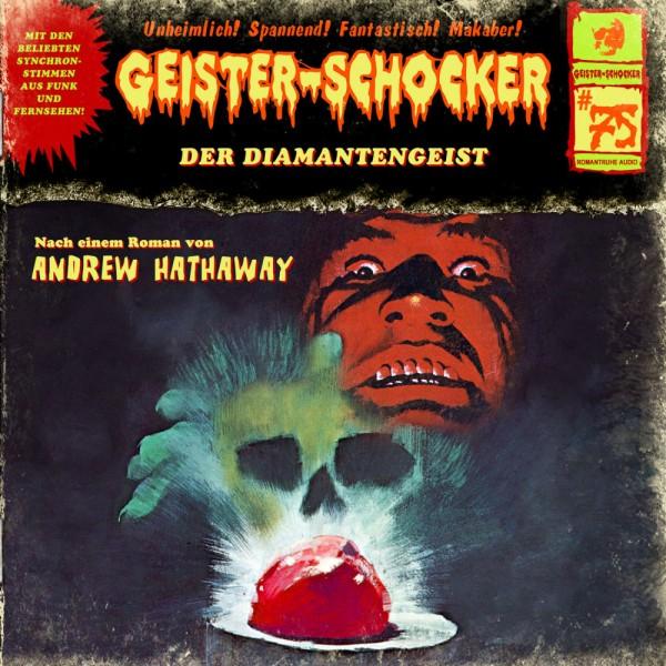 Geister-Schocker CD 75: Der Diamantengeist