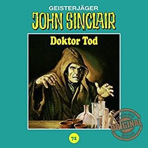 John Sinclair Tonstudio-Braun CD 72: Doktor Tod