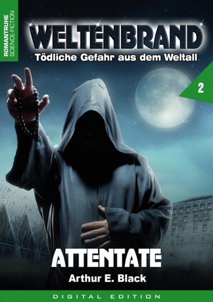 E-Book Weltenbrand 2: Attentate