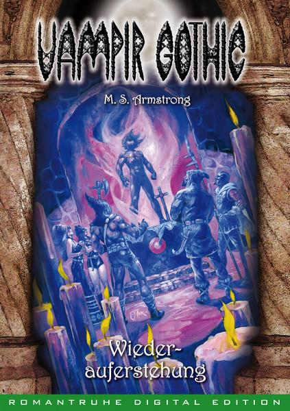 E-Book Vampir Gothic 34: Wiederauferstehung - DARK 1