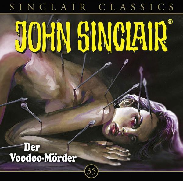John Sinclair Classics CD 35: Der Voodoo-Mörder