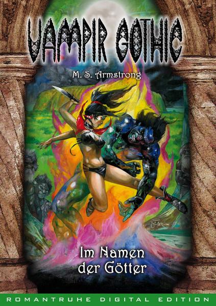 E-Book Vampir Gothic 35/5: Im Namen der Götter