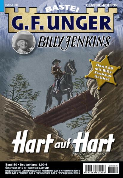 G. F. Unger-Classic-Edition 50: Hart auf Hart