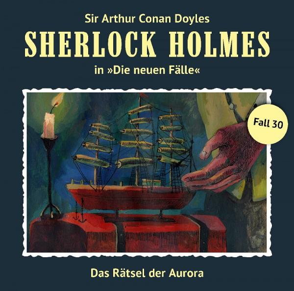 MP3-DOWNLOAD Sherlock Holmes-Neue Fälle 30: Das Rätsel der Aurora