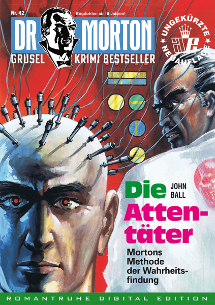 Ebook Dr. Morton 42: Die Attentäter
