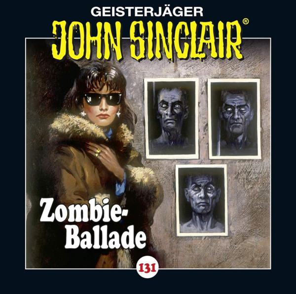 John Sinclair CD 131: Zombie-Ballade