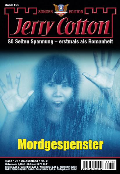 Jerry Cotton Sonderedition 122: Mordgespenster