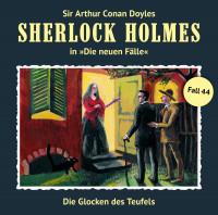 MP3-DOWNLOAD Sherlock Holmes-Neue Fälle 44: Die Glocken des Teufels