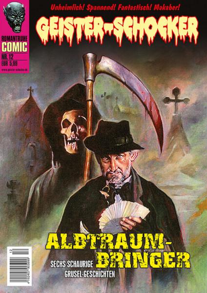 Geister-Schocker-Comic 12: Albtraum-Bringer