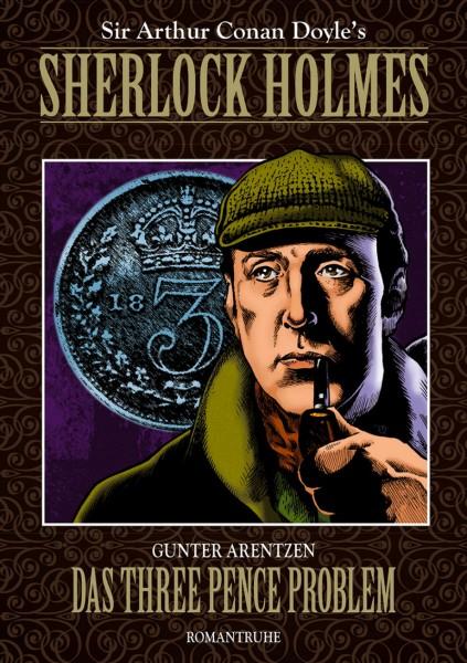 Sherlock Holmes - Die Neuen Fälle - Buch 05: Das Three Pence-Problem