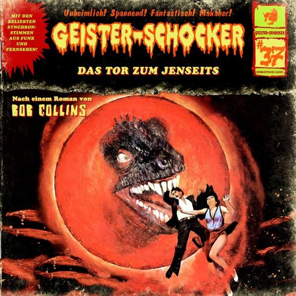 Geister-Schocker CD 37: Das Tor zum Jenseits