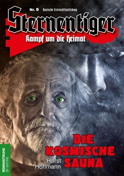 E-Book Sternentiger 08: Die kosmische Sauna