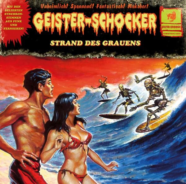 Geister-Schocker LP: Strand des Grauens
