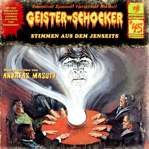 MP3-DOWNLOAD Geister-Schocker 45: Stimmen aus dem Jenseits