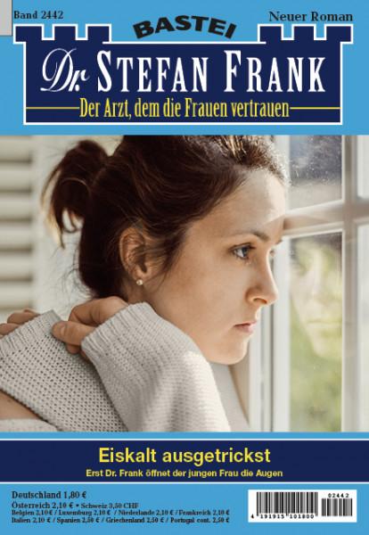 Dr. Stefan Frank 1. Aufl.: Abo - jährliche Zahlung (52 Hefte/Jahr)