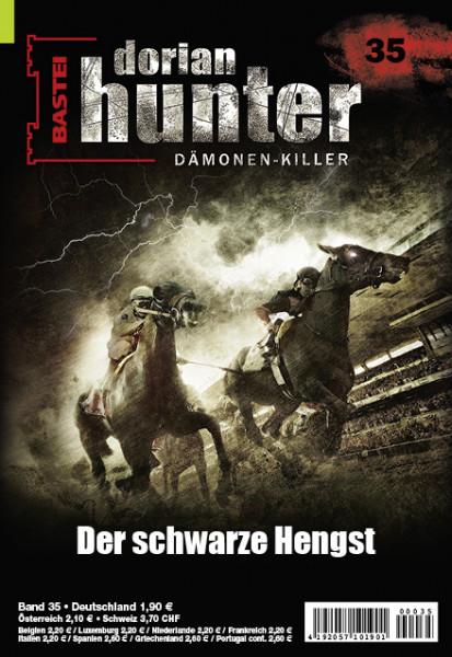 Dorian Hunter 35: Der schwarze Hengst
