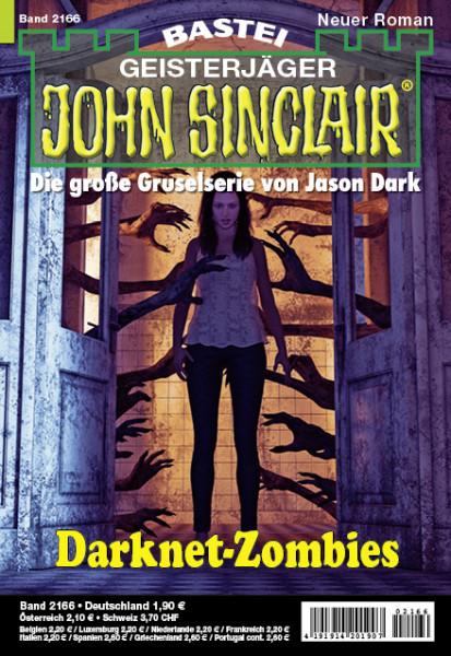 John Sinclair 2166: Darknet-Zombies
