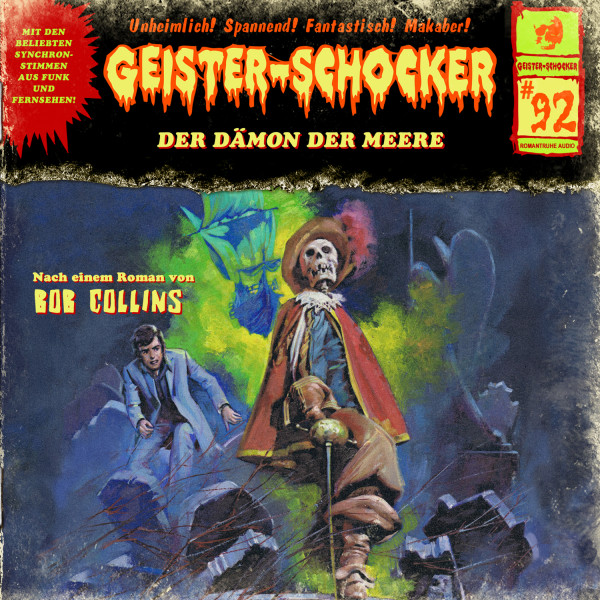 MP3-DOWNLOAD Geister-Schocker 92: Der Dämon der Meere