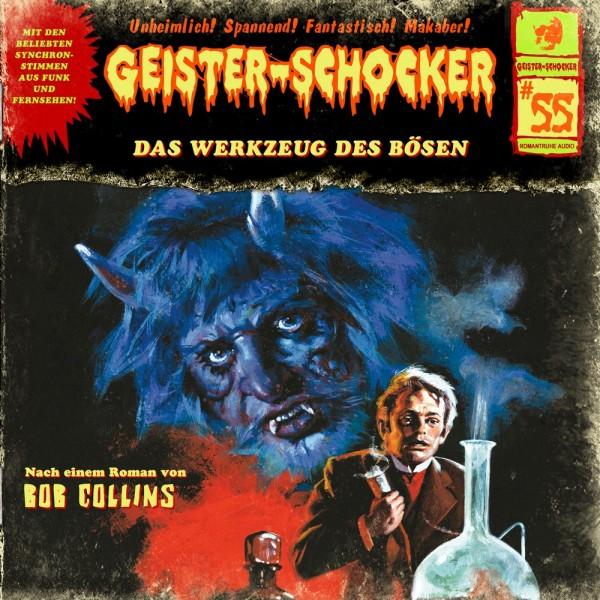 MP3-DOWNLOAD Geister-Schocker 55: Das Werkzeug des Bösen