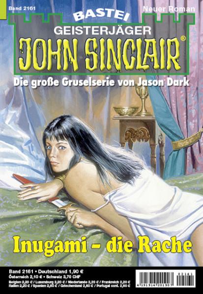 John Sinclair 2161: Inugami - die Rache