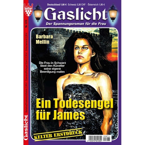 Gaslicht Doppelband: Abo - halbjährliche Zahlung (13 Hefte/Halbjahr)