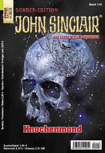 John Sinclair Sonderedition 118: Knochenmond