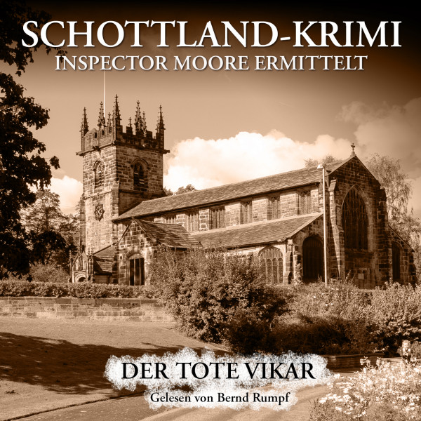 MP3-DOWNLOAD Inspector Moore ermittelt 4: Der tote Vikar
