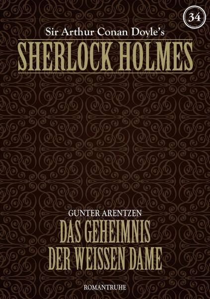 E-Book Sherlock Holmes 34: Das Geheimnis der weissen Damen
