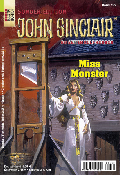 John Sinclair Sonderedition 132: Miss Monster