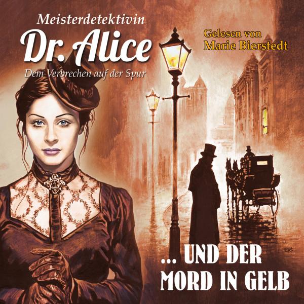 MP3-DOWNLOAD Dr. Alice 07: Der Mord in Gelb