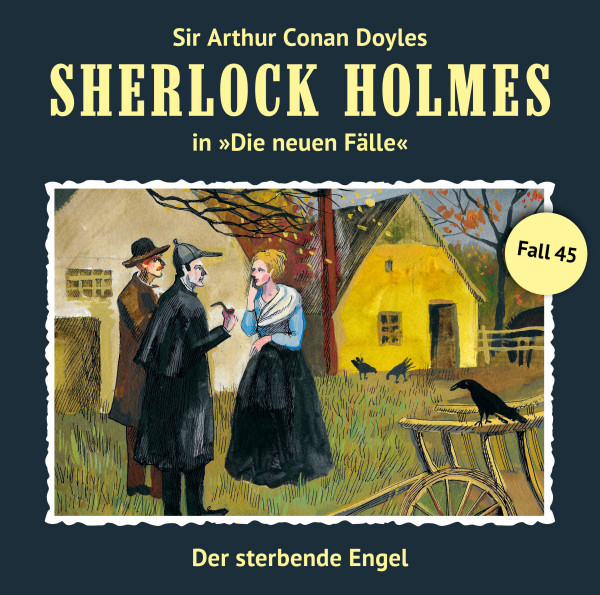 MP3-DOWNLOAD Sherlock Holmes-Neue Fälle 45: Der sterbende Engel