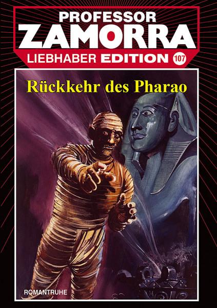 Zamorra Liebhaberedition 107: Rückkehr des Pharao