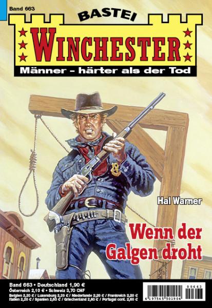 Winchester 663: Wenn der Galgen droht
