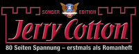 Jerry Cotton Sonderedition Pack 14: Nr. 165, 166