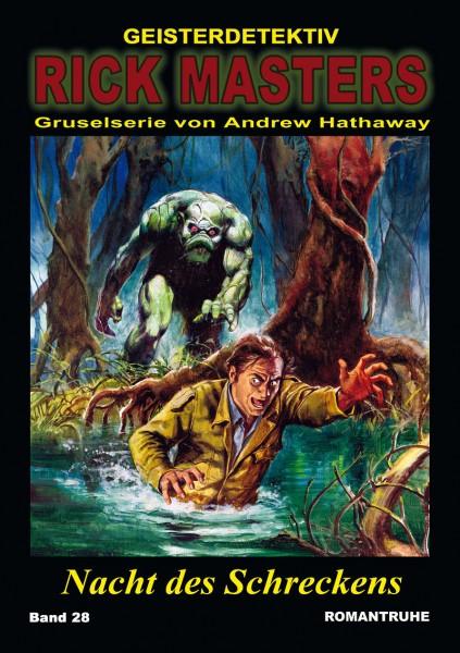 Rick Masters Buch-Abo ab Nr. 34