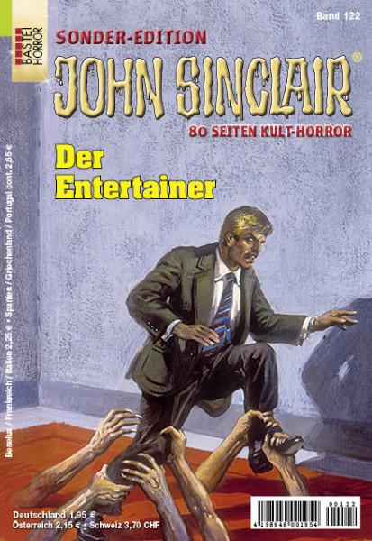 John Sinclair Sonderedition 122: Der Entertainer